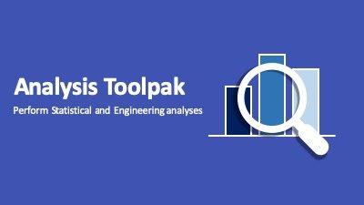Analysis Toolpak Thumbnail